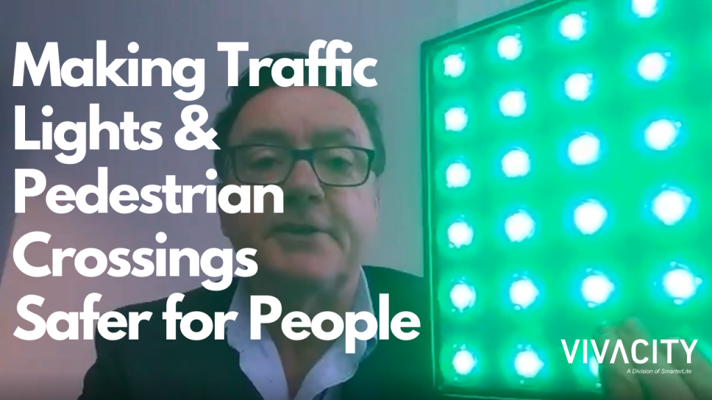 Making Traffic Lights & Pedestrian Crossings Safer for People